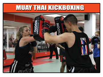 muay thai gym Toronto