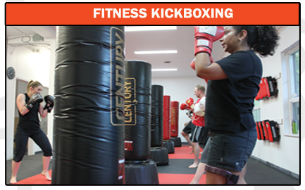 Toronto Kickboxing classes