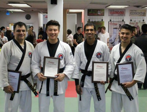 2015 Black Belt Test