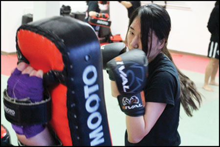 north york kickboxing toronto