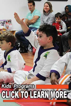 kids karate downtown toronto