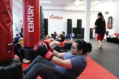 North York kickboxing