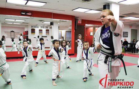 childrens karate east york