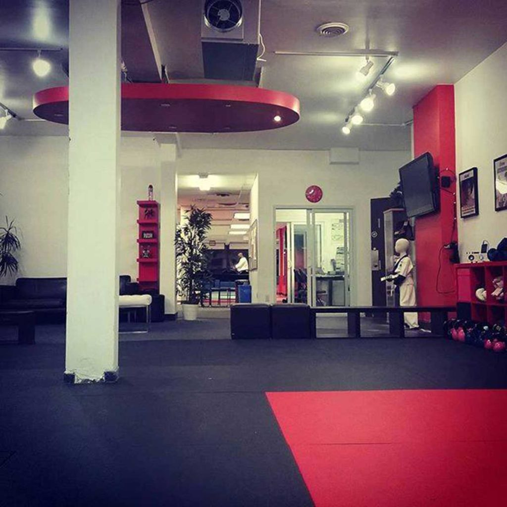 toronto martial arts school location
