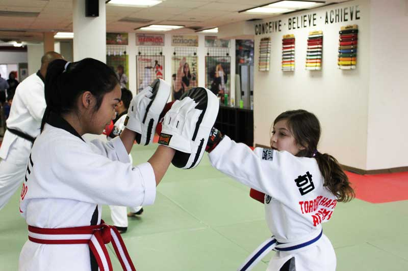 kids martial arts north york