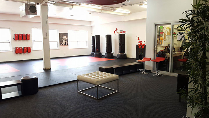 Don Mills martial arts kickboxing