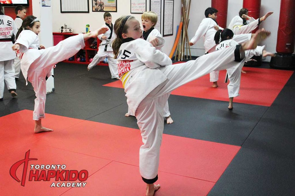 children's martial arts toronto