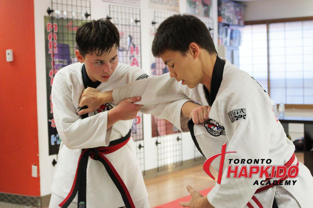 teen self defense toronto