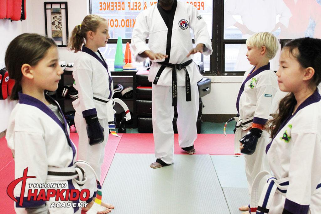 childrens martial arts toronto