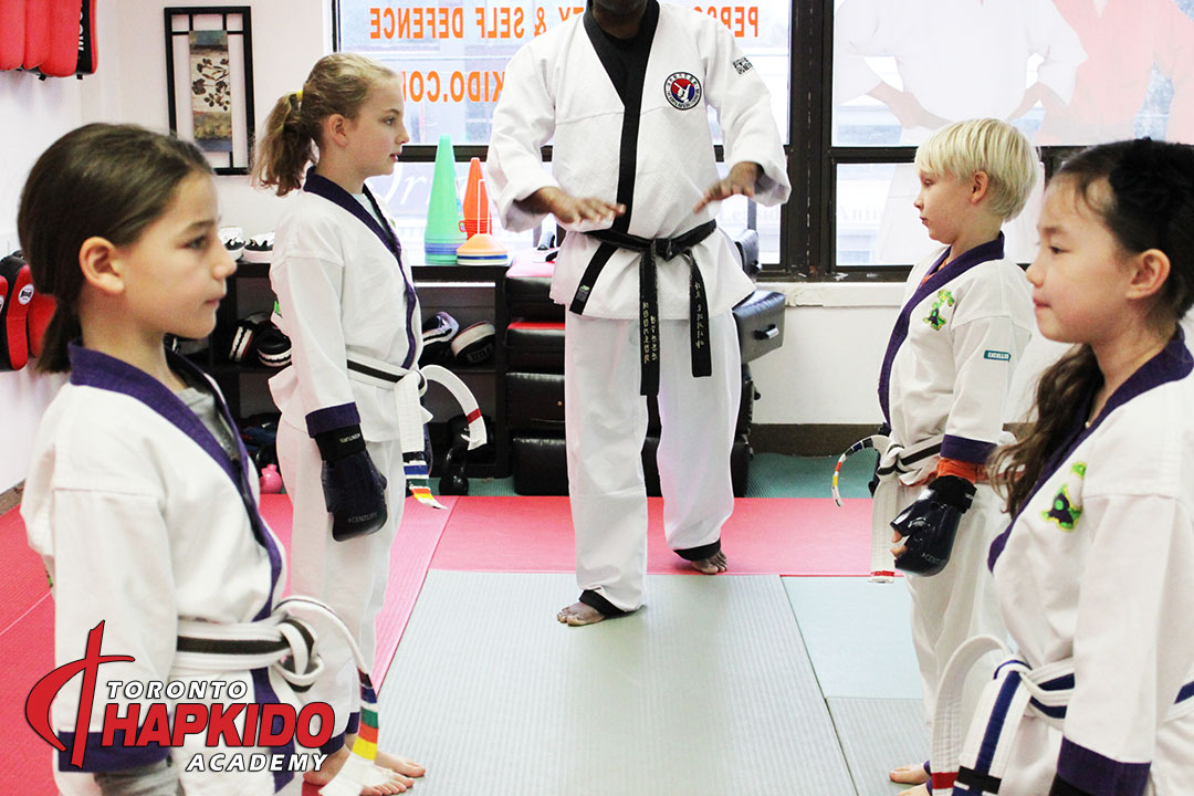 childrens martial arts toronto