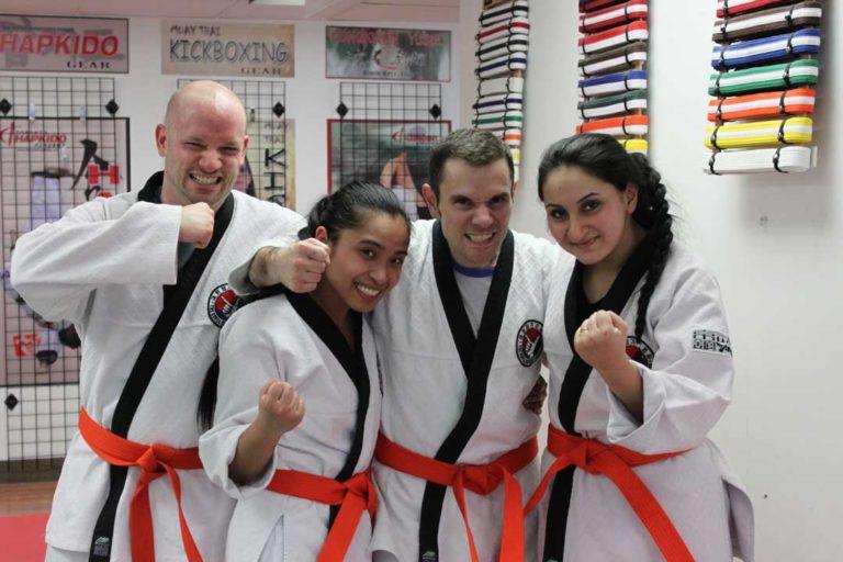 toronto martial arts family