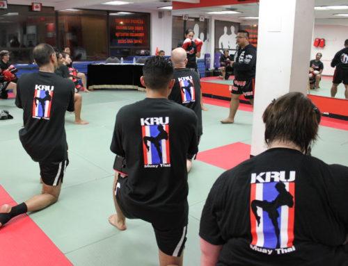 Muay Thai Rank Graduations