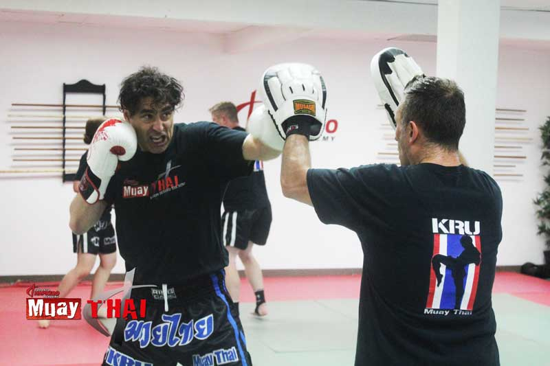 toronto muay thai training