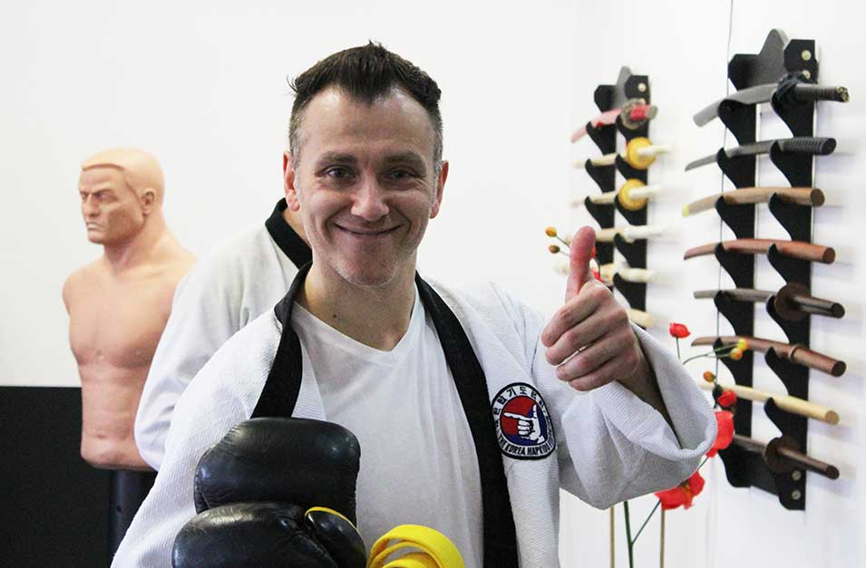 martial arts classes Toronto
