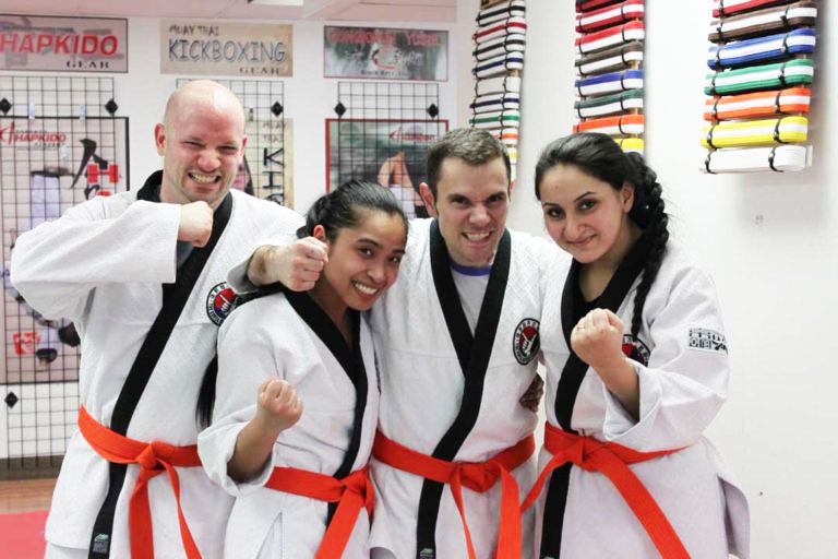 self defense north york