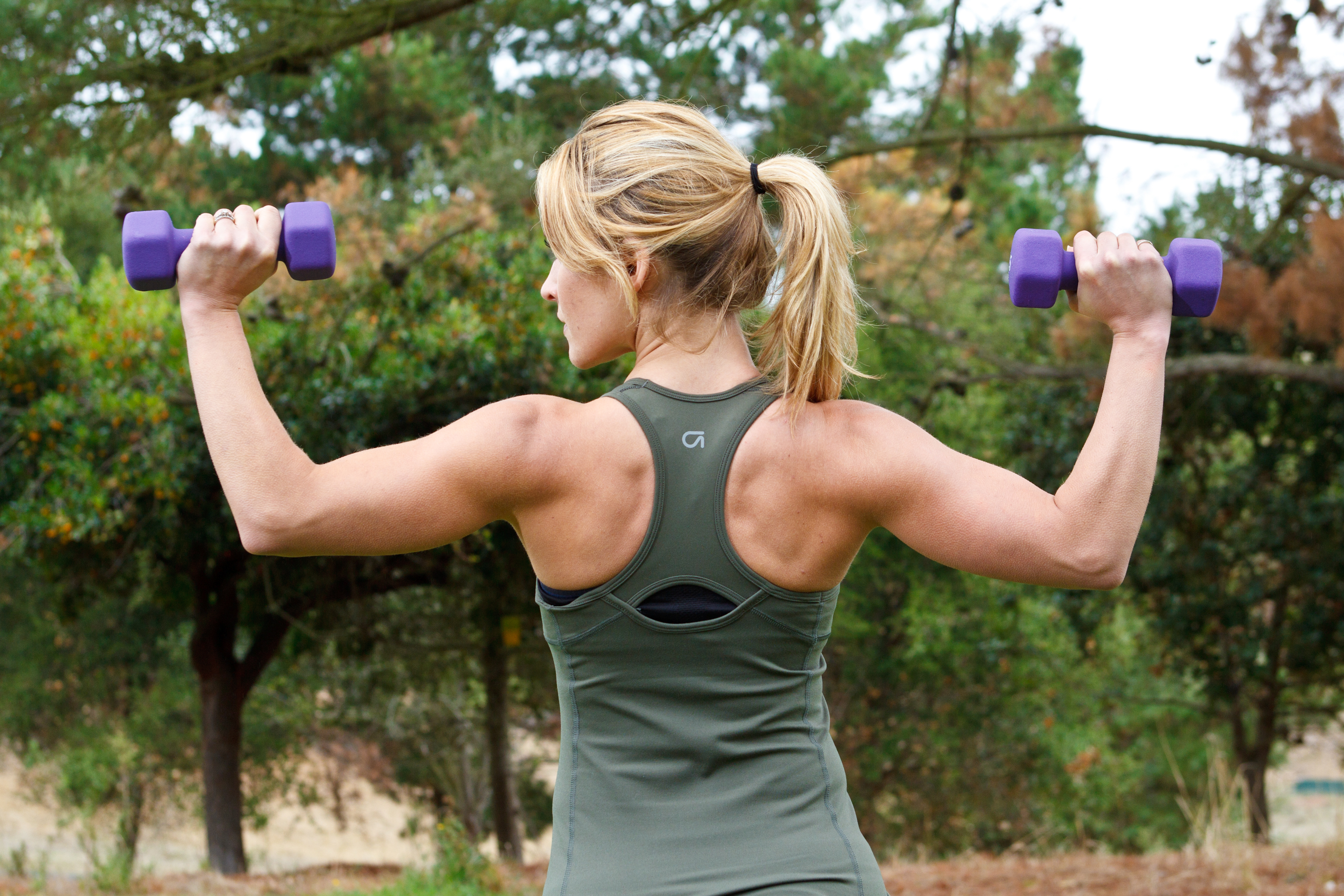stay at home parents fitness workouts