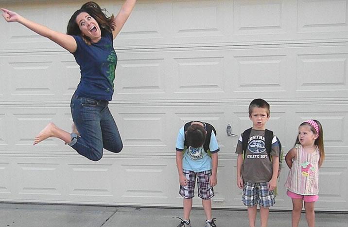 Toronto parents back to school tips.