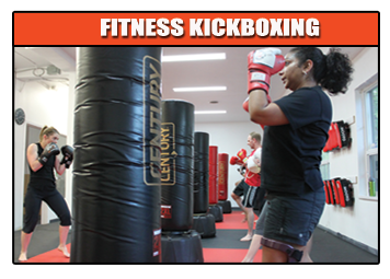 kick boxing toronto