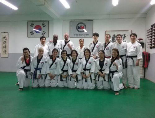 Team T.H.A in South Korea