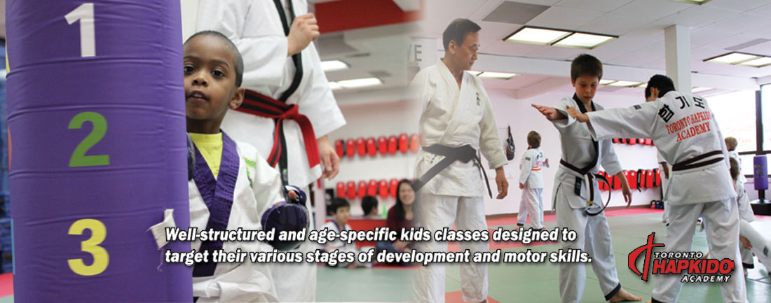 Children's Martial Arts Classes