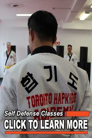 Toronto self defense