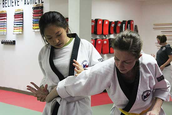 self defense toronto