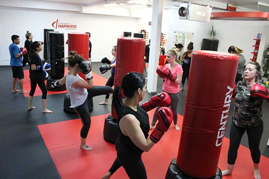 Kickboxing north york
