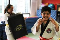 martial arts teenager north york toronto