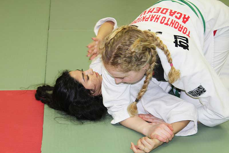 teen bjj north york
