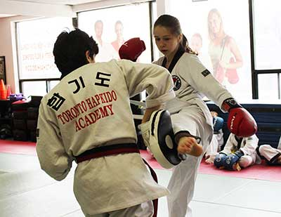 teen self defense toronto north york