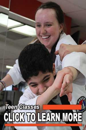 teen self defense toronto