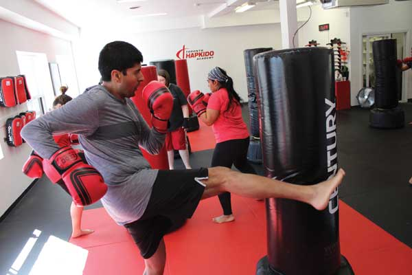 kickboxing toronto north york