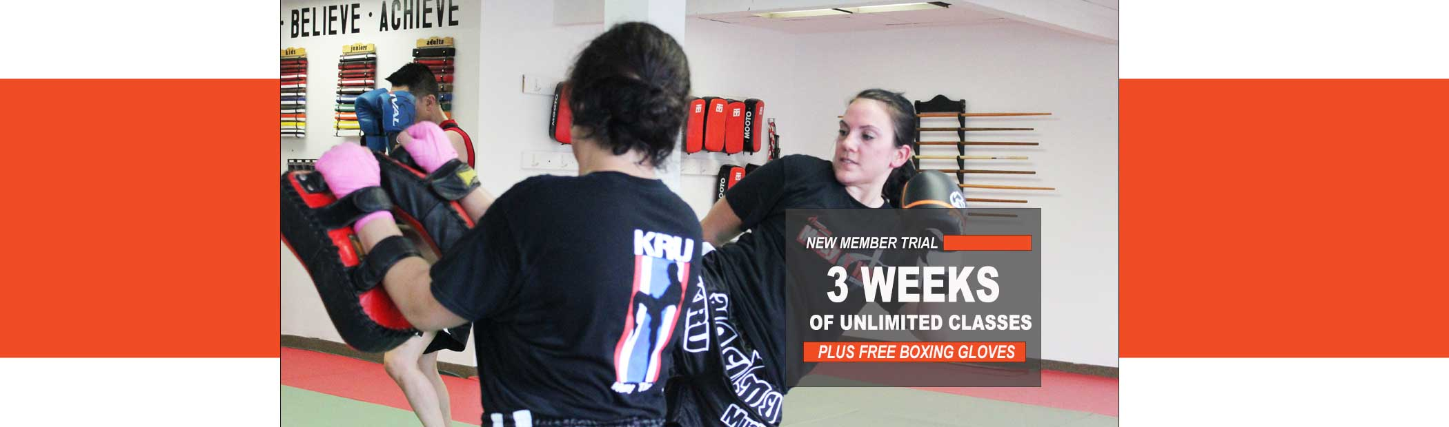 muay thai training toronto