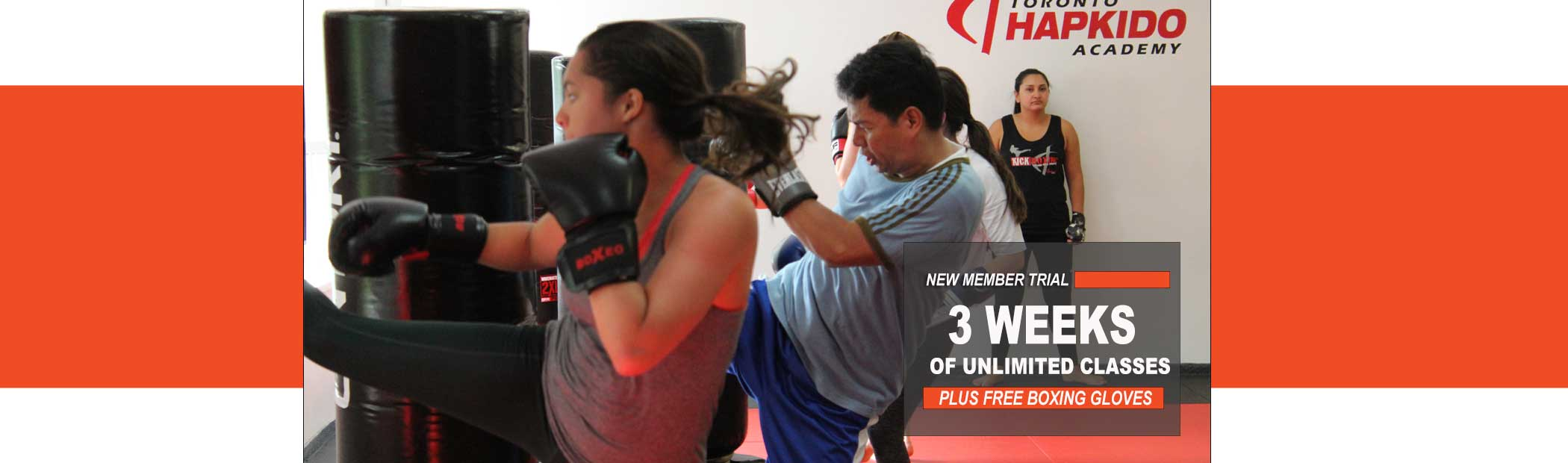 kickboxing classes north york