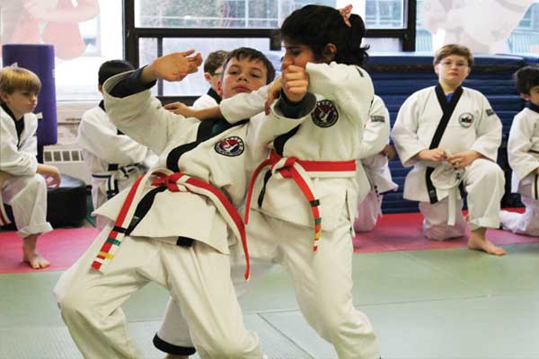 children's Jiu jitsu North York