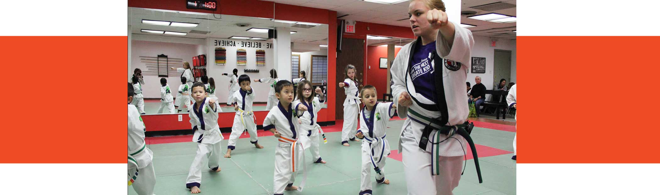 kids karate north york toronto