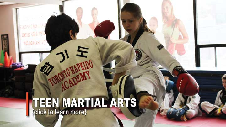 teen self defense north york toronto