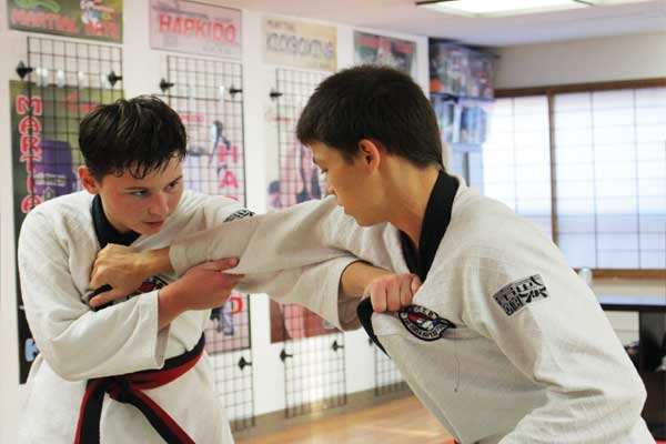 teen martial arts toronto