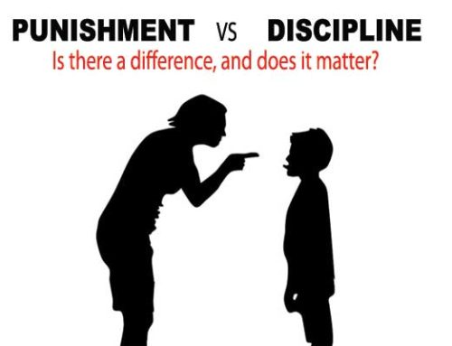 Punishment vs Discipline: Is there a difference?