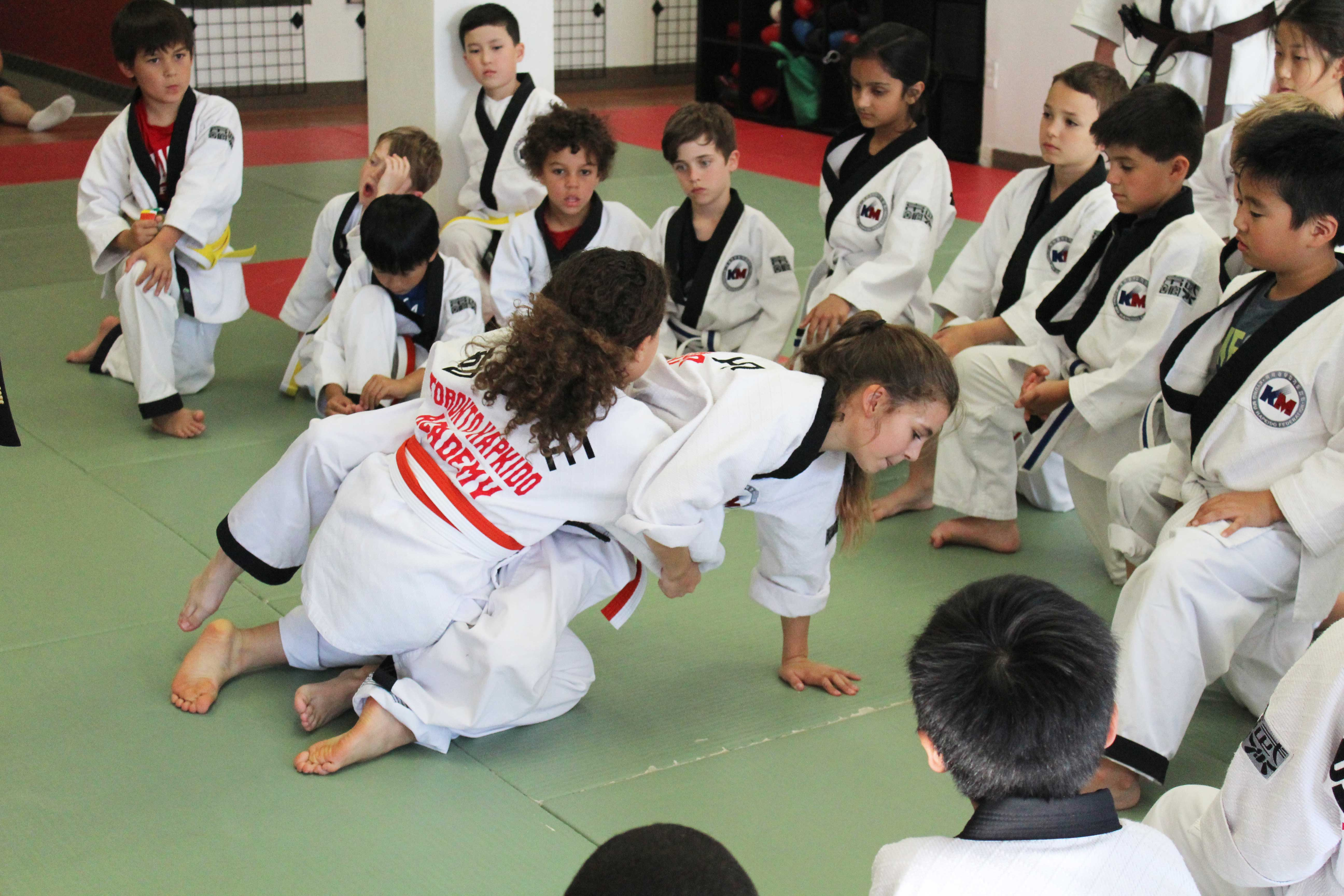 kids self defense toronto