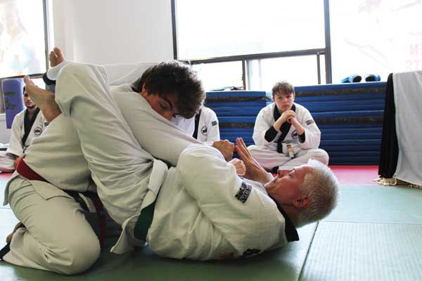 korean jiu-jitsu north york toronto