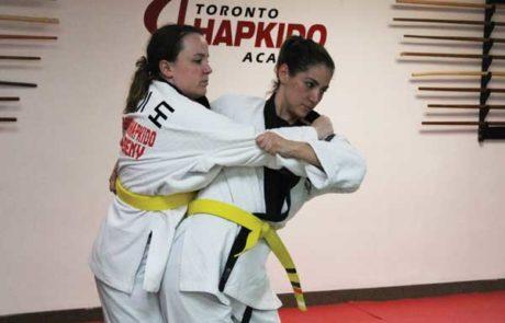 toronto self defense