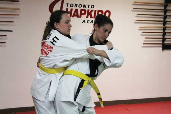 women's self defense toronto