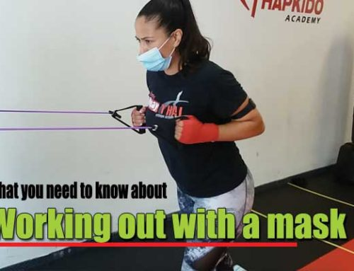 How to Work Out in a Face Mask