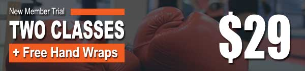 kickboxing class toronto