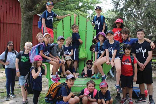 day camp toronto